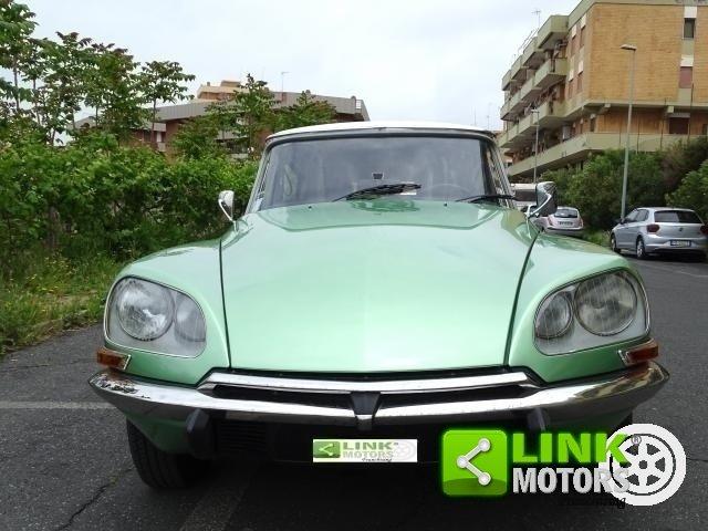 1974 Citroen DS 20 Allestimento Pallas totalmente restaurata For Sale (picture 3 of 6)