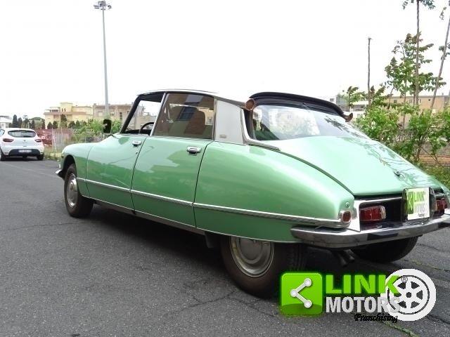 1974 Citroen DS 20 Allestimento Pallas totalmente restaurata For Sale (picture 4 of 6)