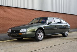 1988 Citroën CX25 GTi (RHD) For Sale
