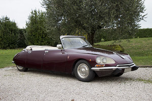 1973 Citroën DS Spécial Convertibile  For Sale