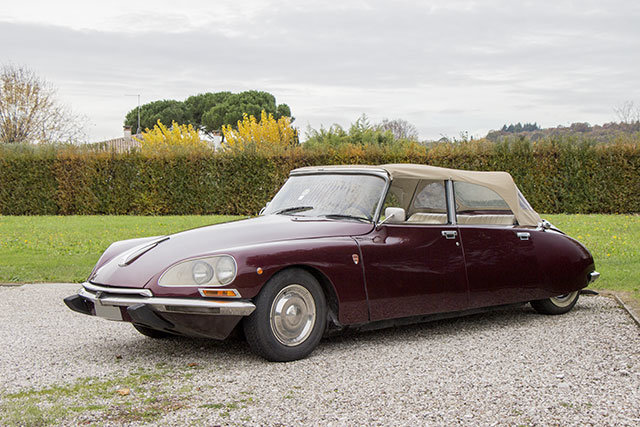 1973 Citroën DS Spécial Convertibile  For Sale (picture 2 of 6)