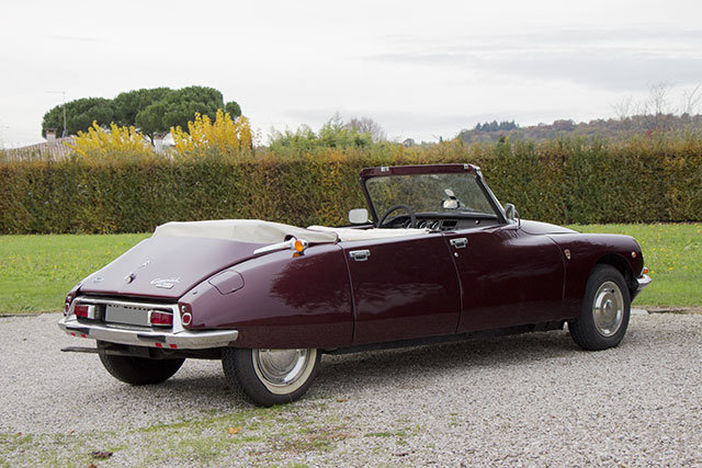1973 Citroën DS Spécial Convertibile  For Sale (picture 6 of 6)