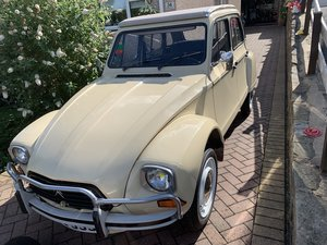 1978 Citroen Dyane 6 LHD Tax & MoT Exempt 81451 KM