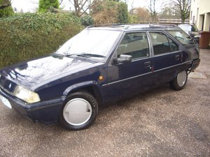 1992 Citroen BX estate TXG Diesel