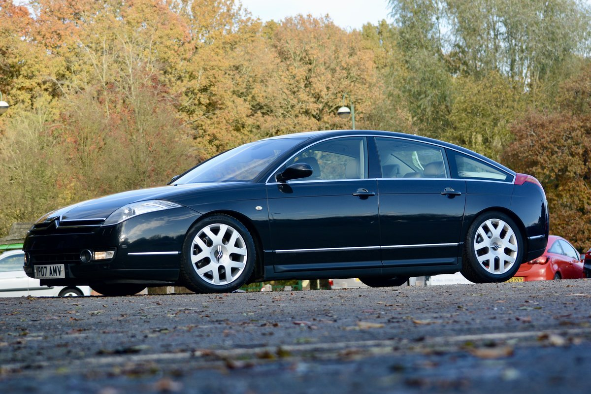 2007 Citroen C6 HDi Exclusive - Deposit Taken. SOLD (picture 1 of 6)