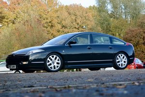 2007 Citroen C6 HDi Exclusive Lounge Pack