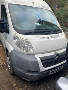 2008/58 Citroen Relay 2.2 LWB Van