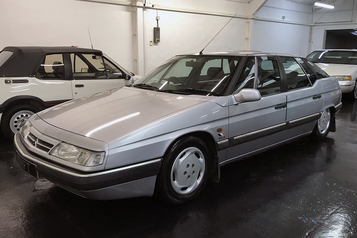 1996 Citroen XM SX Turbo Diesel Classic and Rare  SOLD (picture 2 of 6)