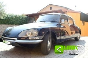 Citroen DS vers. FD 1973 restauro totale , iscritta ASI For Sale