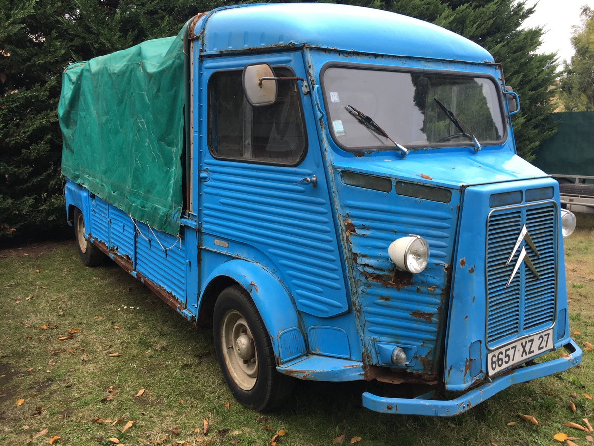 1980 citroen h hy pickup long For Sale (picture 2 of 6)