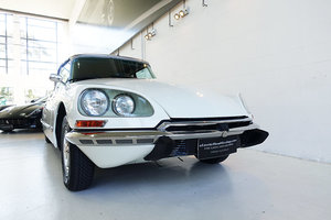 Picture of 1974 rare 5 speed manual DS23 Pallas, AUS del., restored, 1 owner SOLD