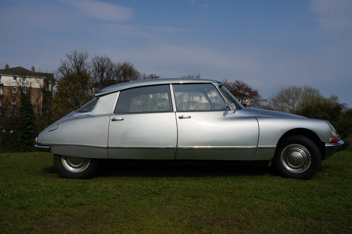 1970 Citroen DS in fabulous condition throughout  For Sale (picture 1 of 6)
