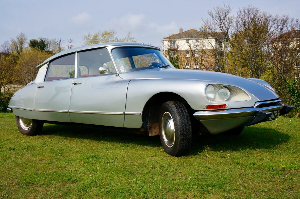 1970 Citroen DS in fabulous condition throughout  For Sale (picture 2 of 6)