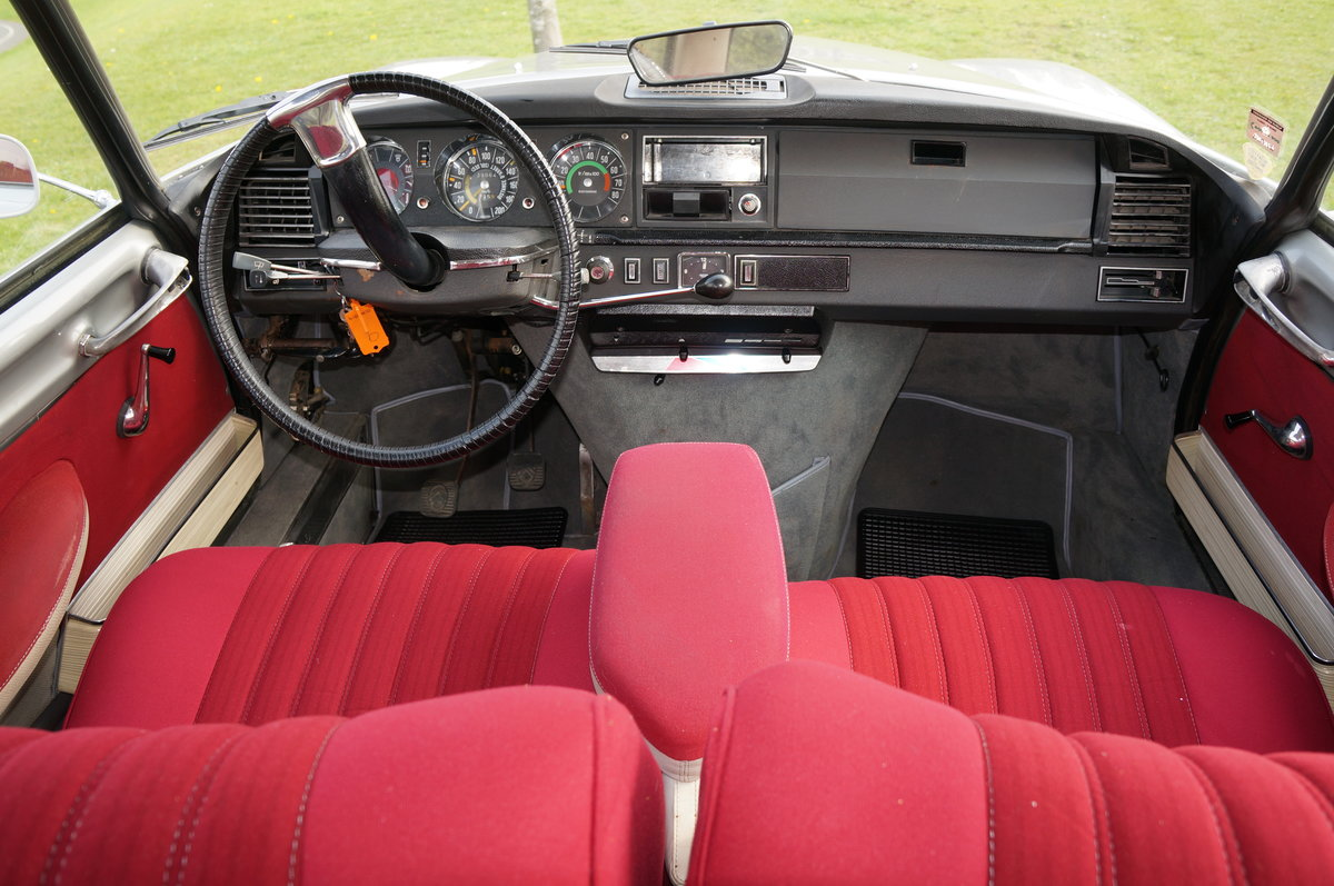 1970 Citroen DS in fabulous condition throughout  For Sale (picture 5 of 6)