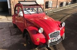 1989 2CV - Tuesday 10th December 2019 For Sale by Auction