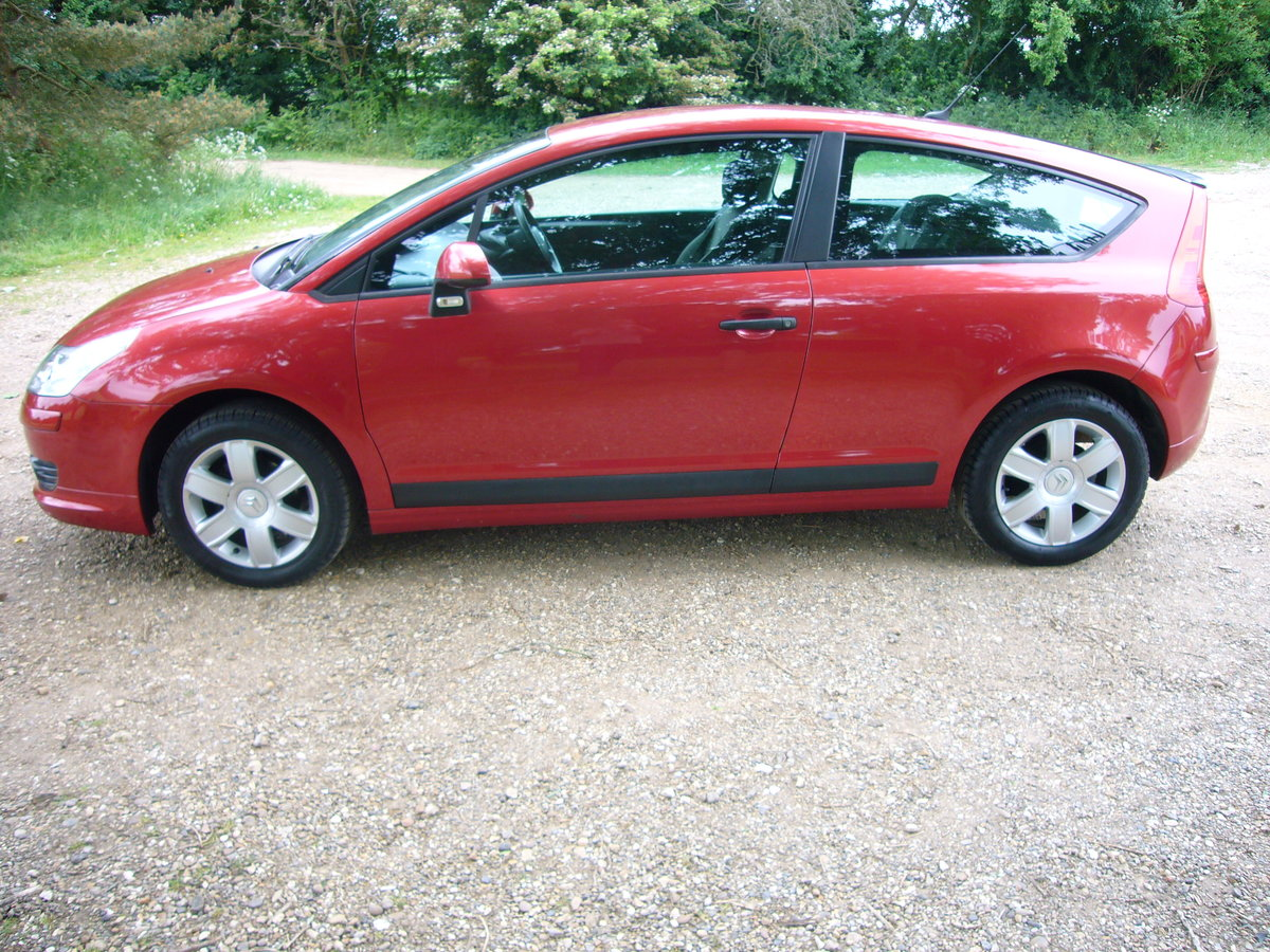 2007 CITROEN C4 COOL 1.6, 69,000 MILES For Sale (picture 2 of 6)