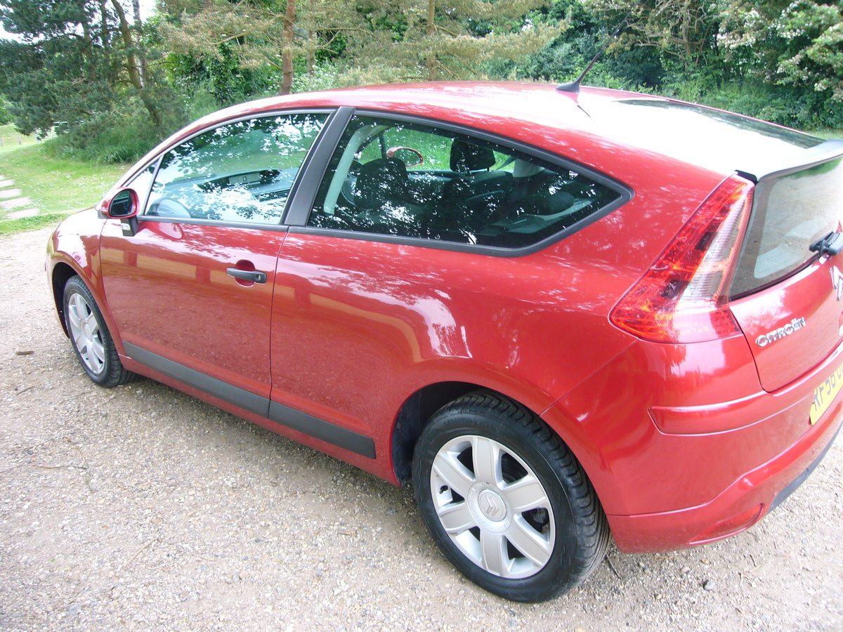 2007 CITROEN C4 COOL 1.6, 69,000 MILES For Sale (picture 3 of 6)