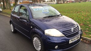 2004 CITROEN SX   LOW MILES FULL GLASS SUN SHINE ROOF SOLD