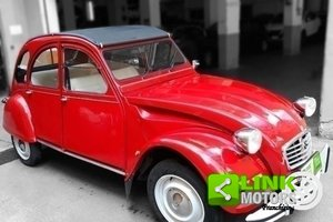 Citroën 2CV 6 del 1983, Totalmente restaurata For Sale