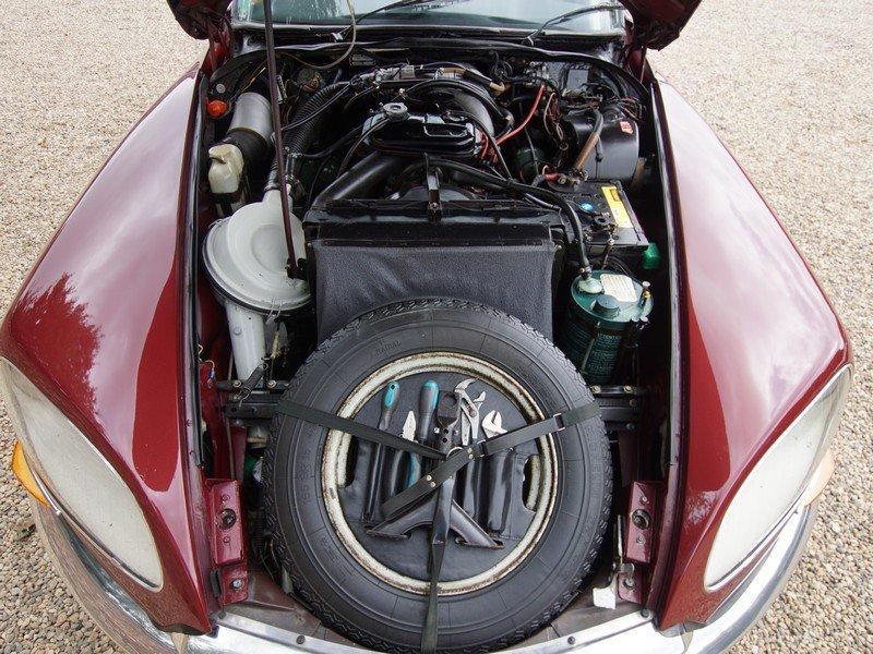 1972 Citroen DS 23 Pallas Injection Électronique rebuilt engine,  For Sale (picture 3 of 6)