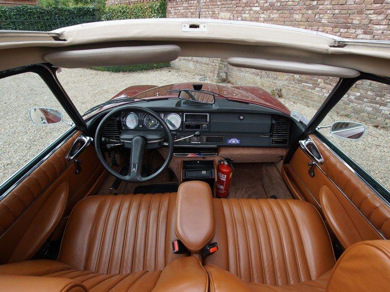 1972 Citroen DS 23 Pallas Injection Électronique rebuilt engine,  For Sale (picture 6 of 6)