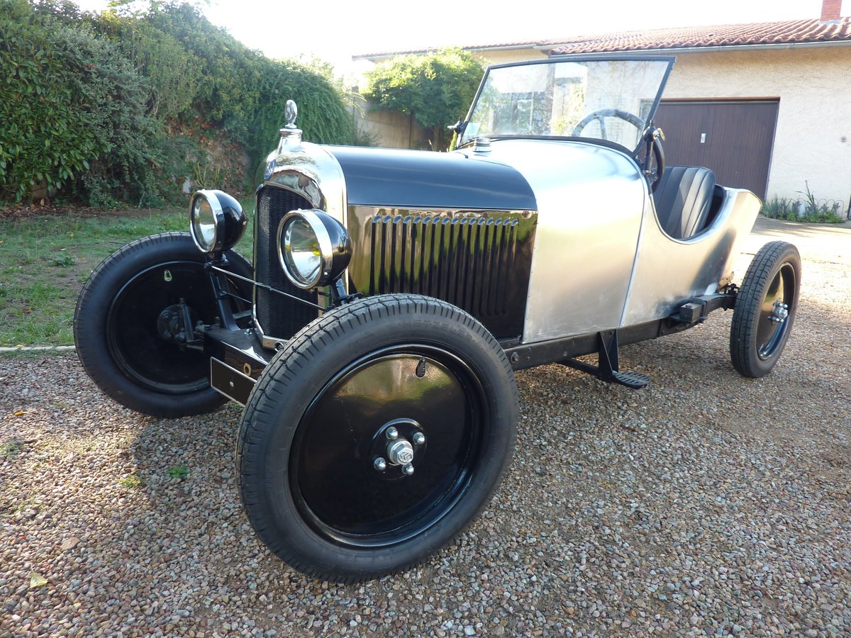 1923 CITROEN 5 HP CABRIOLET For Sale (picture 1 of 6)