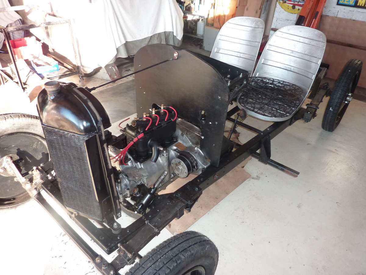 1923 CITROEN 5 HP CABRIOLET For Sale (picture 4 of 6)