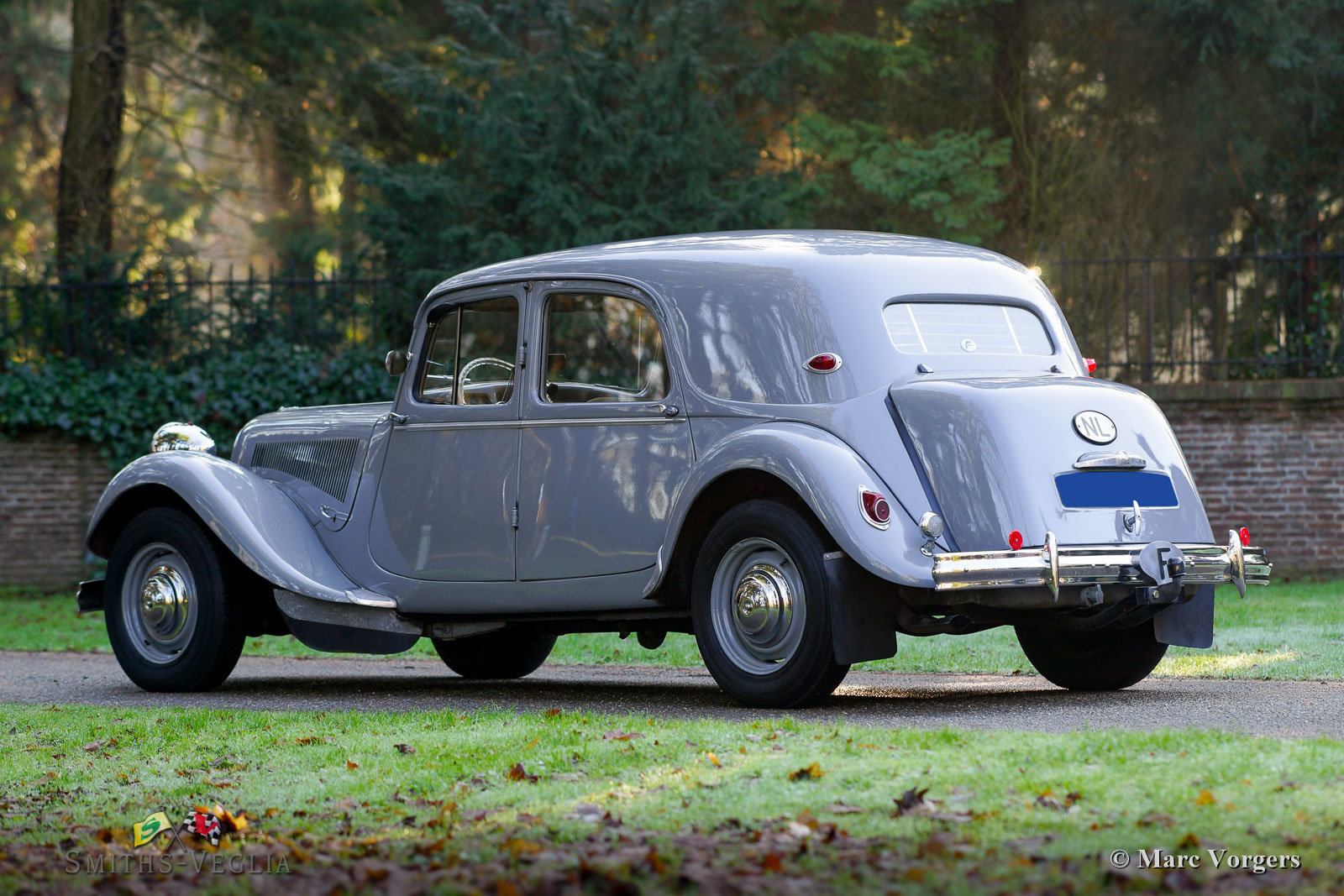 1954 Beautiful Citroen 15/6 For Sale (picture 5 of 6)