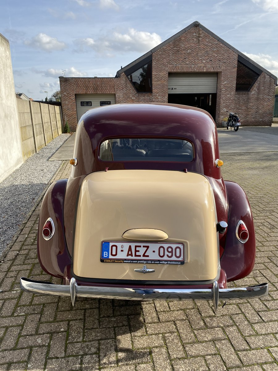 1954 Citroen traction two-tone Beautiful restored  For Sale (picture 3 of 6)