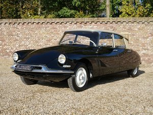 1958 Citroen ID 19 superb original condition, only 113.613 km