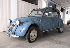 CITROEN 2CV 'AZLP' 6 VOLT (1960) PERFECT For Sale