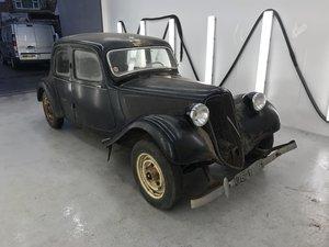 1952 Citroen Traction Avant 11BL Légère