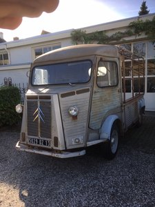 citroen hy pickup from south France!