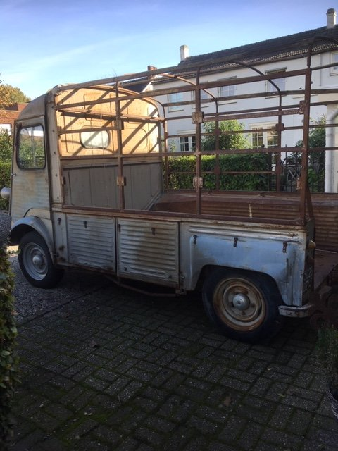 1974 citroen hy pickup from south France! For Sale (picture 5 of 5)