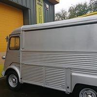 1970 Citroen HY classic van restoration and maintenance