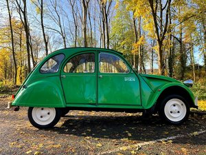 1987 Citroën 2cv Bamboo- Beautifully Original For Sale