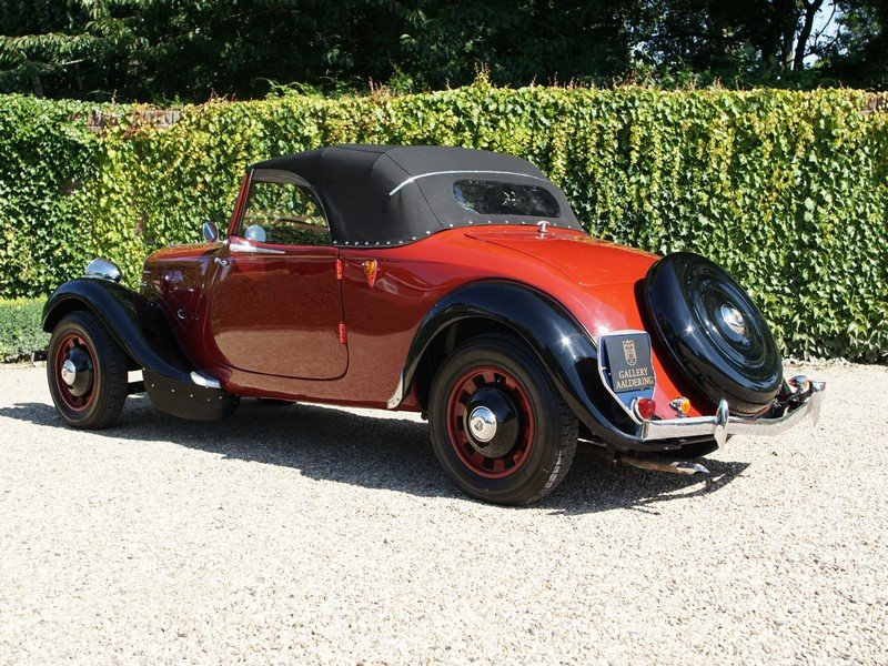 1937 Citroen Traction 11 B restored condition For Sale (picture 2 of 6)