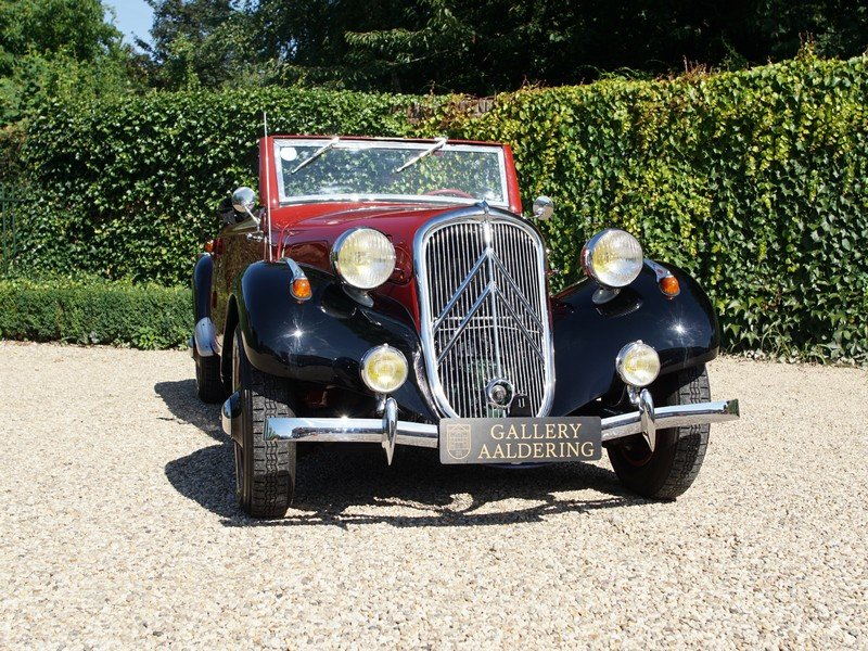 1937 Citroen Traction 11 B restored condition For Sale (picture 5 of 6)
