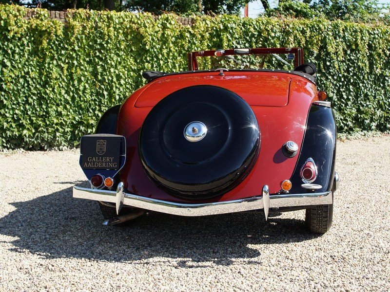 1937 Citroen Traction 11 B restored condition For Sale (picture 6 of 6)