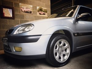 2002 Citroen Saxo VTR - Two owner, 40k mile, unmodified For Sale