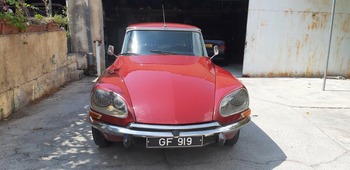 1972 CITROEN DS PALLAS SEMI AUTO For Sale (picture 1 of 6)