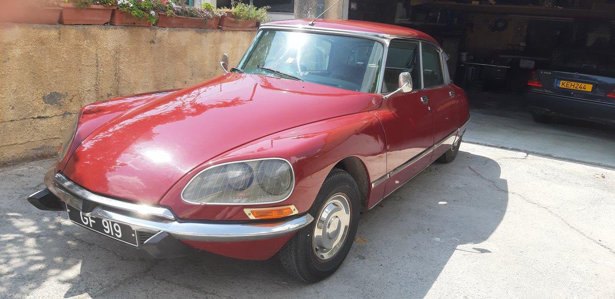 1972 CITROEN DS PALLAS SEMI AUTO For Sale (picture 5 of 6)