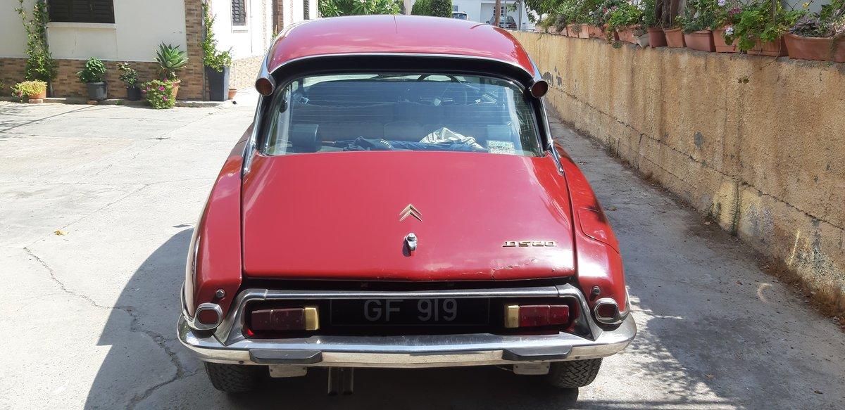 1972 CITROEN DS PALLAS SEMI AUTO For Sale (picture 6 of 6)