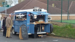 1978 Citroen H Van Food Van For Sale