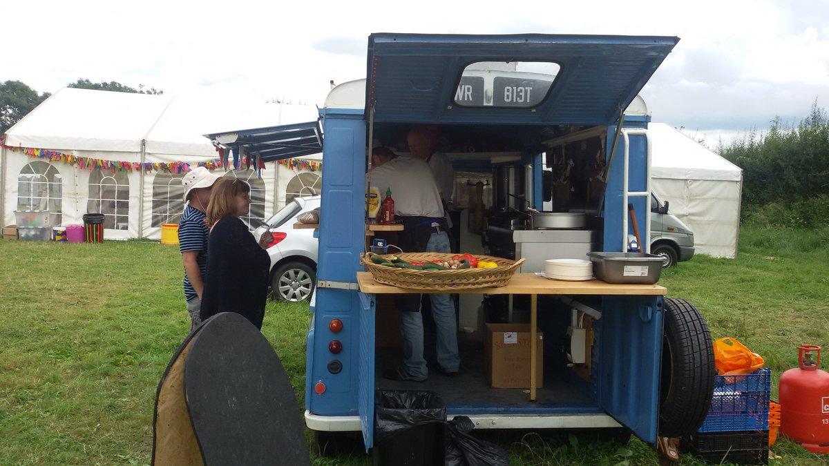 1978 Citroen H Van Food Van For Sale (picture 3 of 5)