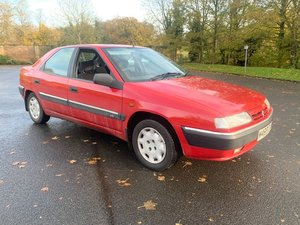 **REMAINS AVAILABLE** 1994 Citroen Xantia For Sale by Auction