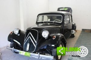Citroen 11 B TRACTION AVANT del 1956 For Sale