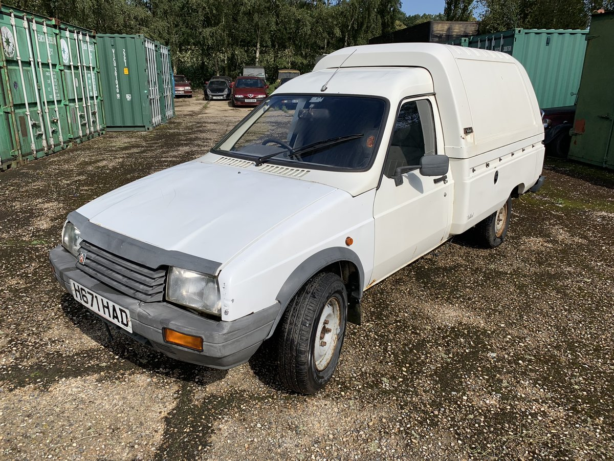 1990 Citroen c15 pick up For Sale (picture 1 of 6)