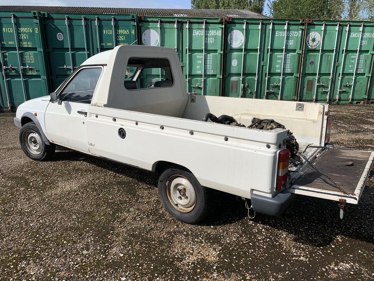 1990 Citroen c15 pick up For Sale (picture 2 of 6)