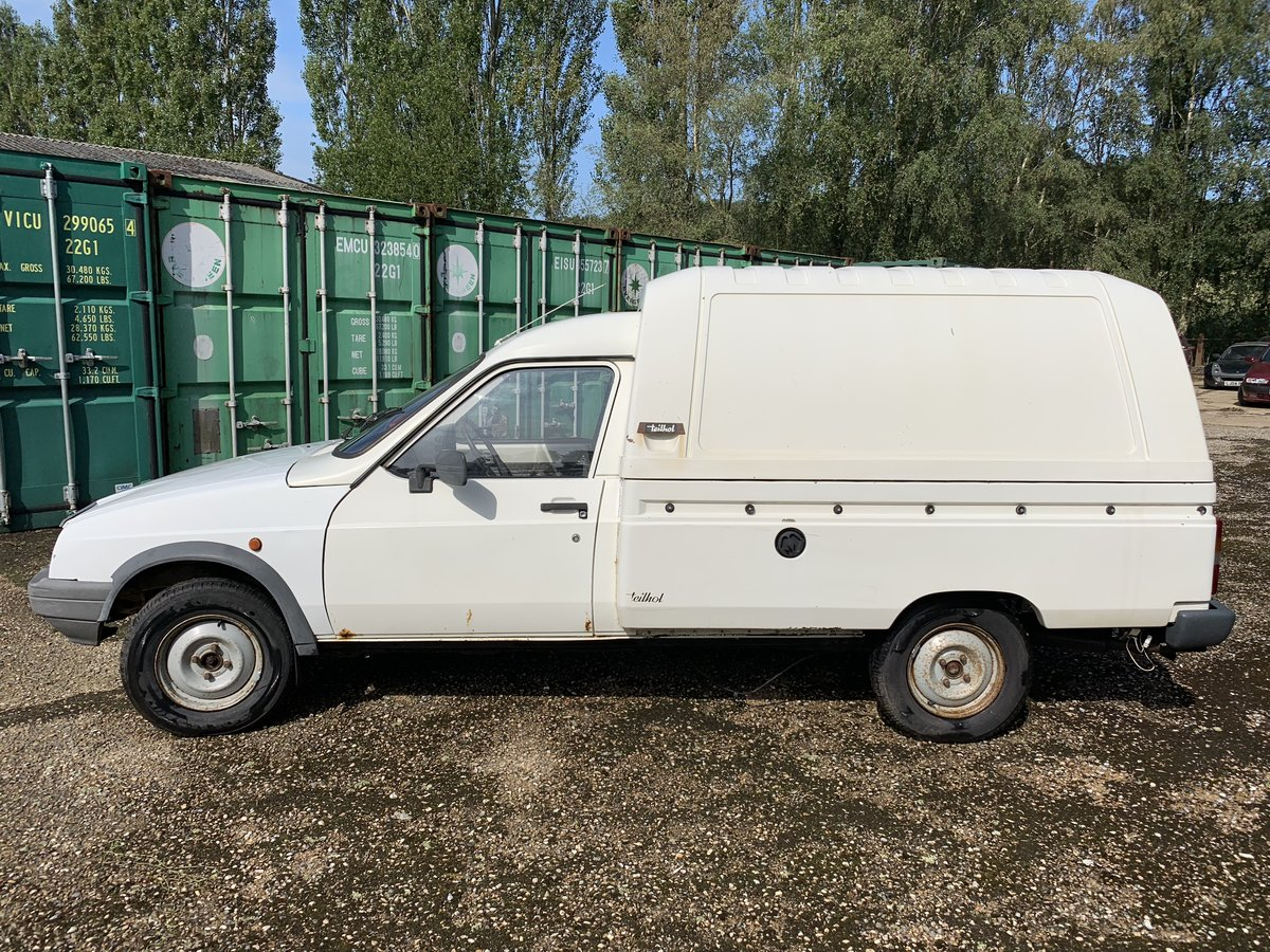1990 Citroen c15 pick up For Sale (picture 3 of 6)